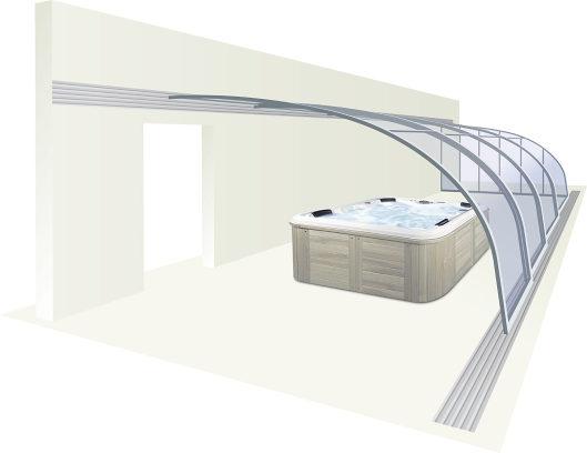 Terrassenüberdachung CORSO Entry