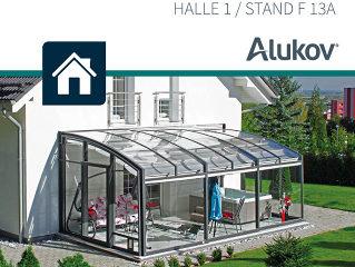 Alukov bald auf der Häuslbauermesse in Klagenfurt!