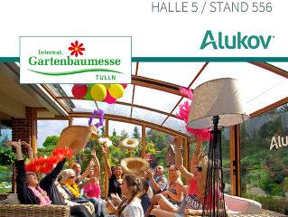 Alukov Austria auf Gartenbaumesse Tulln 2016!