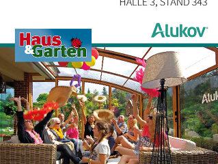 Alukov Austria auf Haus und Garten Wiener Neustadt 2016