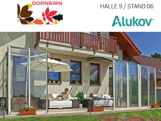Alukov Austria auf Herbstmesse Dornbirn