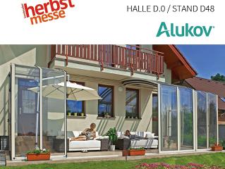 Alukov Austria auf Herbstmesse Innsbruck 2015