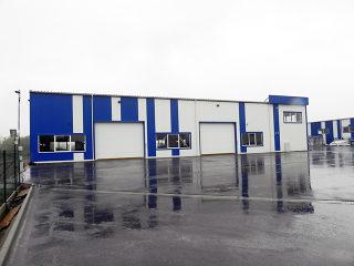 Entwicklungszentrum der Firma ALUKOV