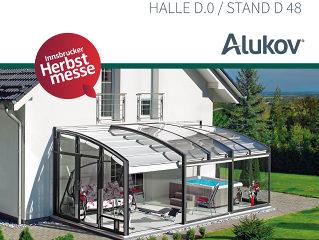Alukov Austria auf der HERBSTMESSE in INNSBRUCK 2017!