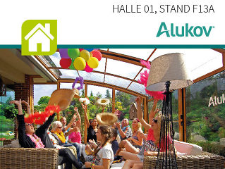 Alukov Austria auf Häuslbauermesse Klagenfurt 2016
