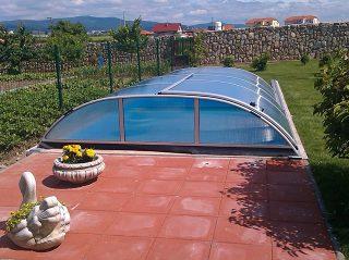 Poolüberdachung Azure Flat (4)