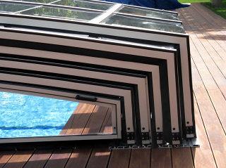 VIVA™ Poolüberdachung im Detail