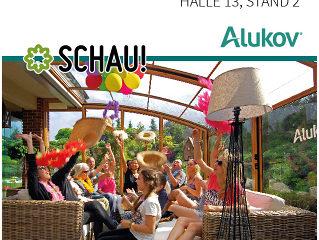 Alukov Austria auf der SCHAU! Dornbirn 2016