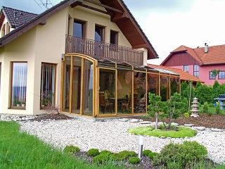 Terrassenüberdachung bietet Komfort für Ihre Familie