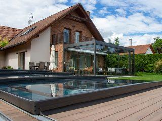 Warum braucht man eine Pool- oder Terrassenüberdachung