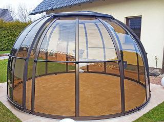 Whirlpool-Einhausung Spa Dome Orlando