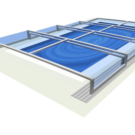 Poolüberdachung Terra™