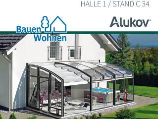 ALUKOV auf der Messe Bauen&Wohnen Luzern 2017