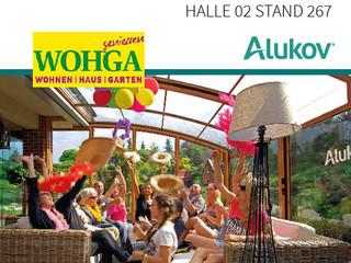 Alukov Schweiz auf WOHGA Zug 2016