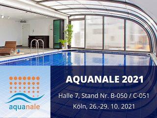 Alukov Worldwide - Vorstellung auf der Aquanale 2021 in Köln