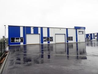 Das Entwicklungszentrum bei der Firmensitz ALUKOV
