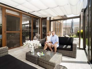 Ganzjährige Nutzung Ihrer Terrasse und unabhängig vom Wetter
