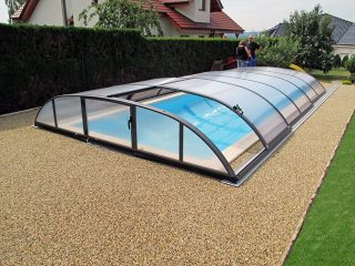 Poolüberdachung Azure Flat (11)