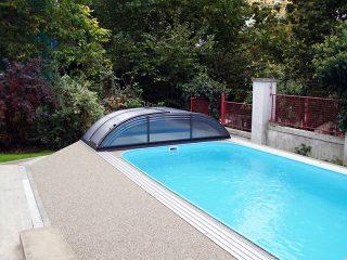 Poolüberdachung Azure Flat (3)