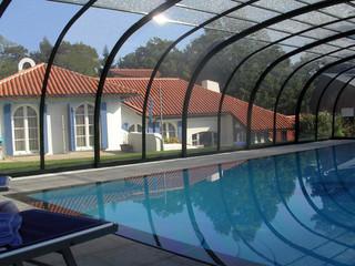 galerie poolüberdachung laguna neo | alukov schweiz, Hause deko