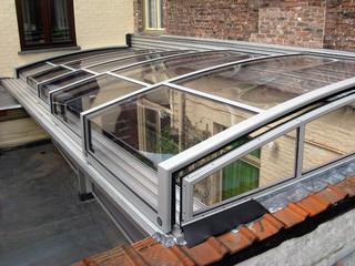 Atypische Überdachung - wir können alles produzieren - Poolüberdachung anstatt Dach!