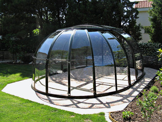 SPA GRAND SUNHOUSE® mit kompaktem Polykarbonat
