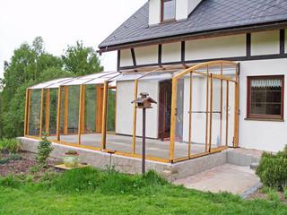 Massgefertigte Schiebeüberdachung für Ihre Terrasse oder Gastgarten