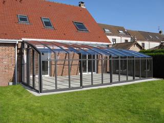 Terrassenüberdachung CORSO gibt Ihrem Haus die zusätzliche Wert