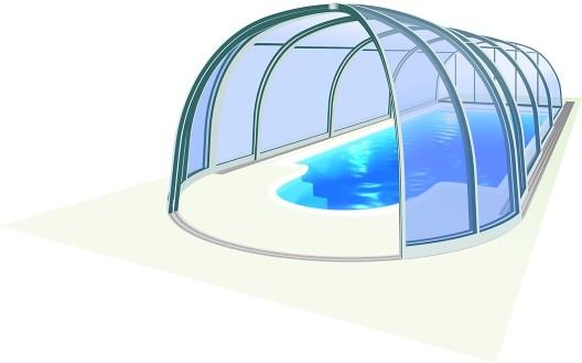 Zastřešení bazénu Olympic™