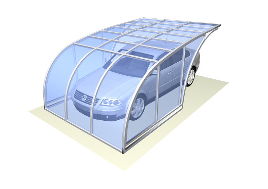 Enclosure Carport