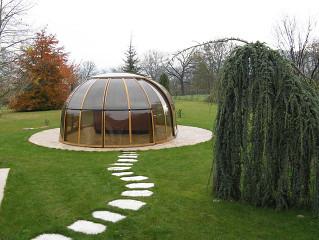 Hot tub enclosure SPA SUHOUSE - sunroom 09