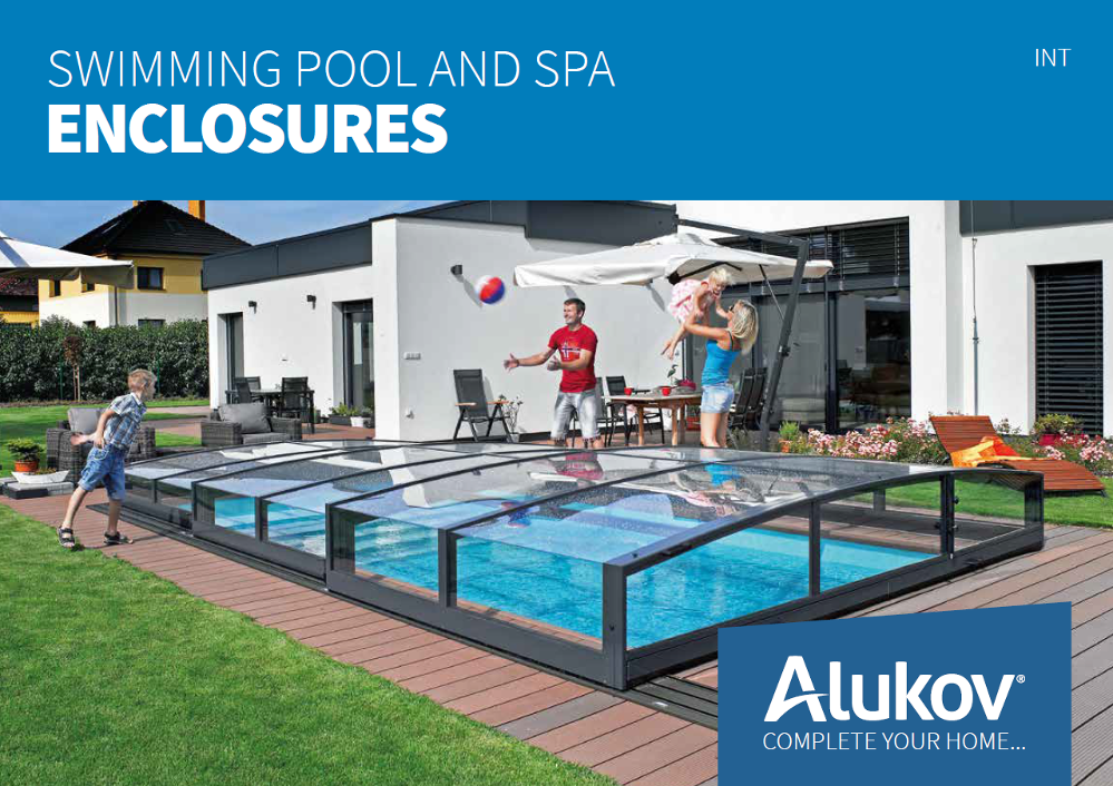 Catalogue of Pool and Spa Enclosures