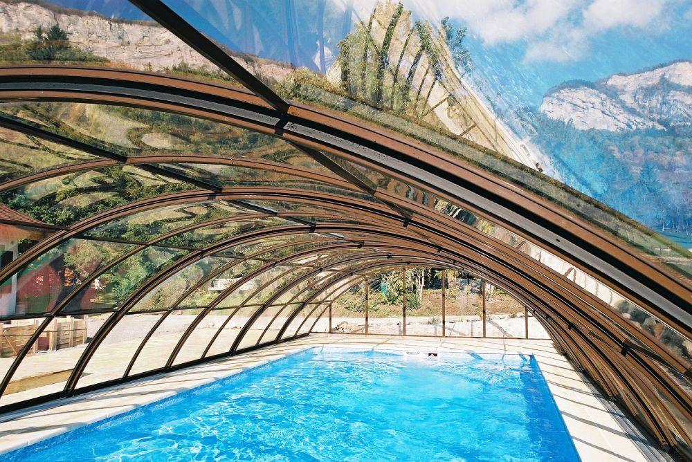 Zastřešení bazénu Universe