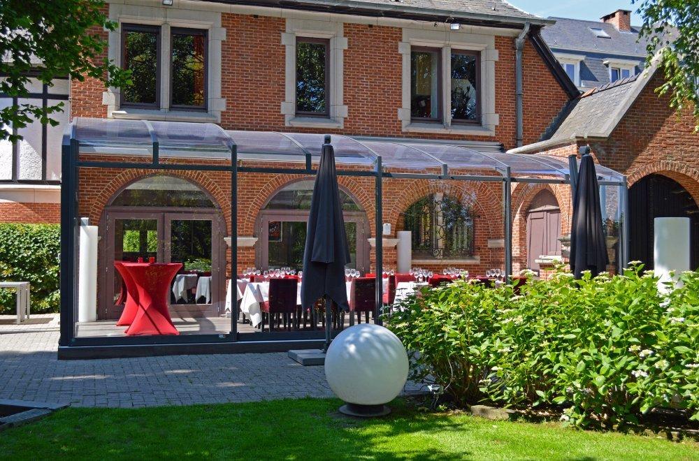 Zastřešení HORECA pro hotely, restaurace a kavárny