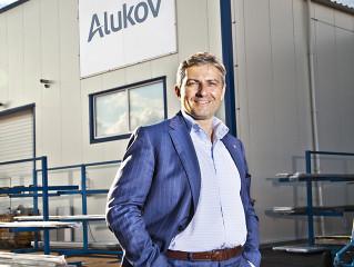 Jan Zitko založil společnost Alukov v Orli u Chrudimi