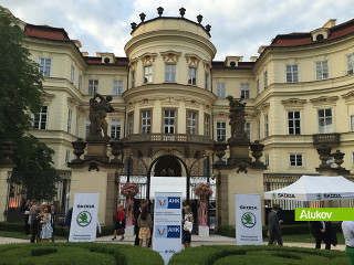 ALUKOV partnerem Letní slavnosti v zahradě německého velvyslanectví
