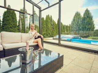 Proč si pořídit zastřešení bazénu nebo terasy?