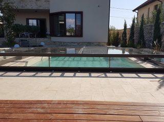 Nízké zastřešení bazénu - model CHAMPION (16)
