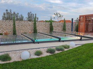 Nízké zastřešení bazénu - model CHAMPION (4)