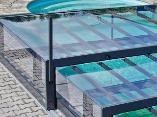 Nízké zastřešení bazénu - model CHAMPION (6)