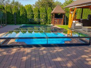 Nízké zastřešení bazénu - model CHAMPION (8)