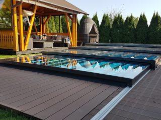 Nízké zastřešení bazénu - model CHAMPION (9)
