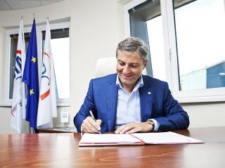 Předseda představenstva společnosti Alukov Jan Zitko