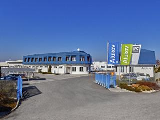 Showroom společnosti ALUKOV v Orli u Chrudimi