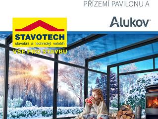 Alukov a.s. na veletrhu Stavotech 2016