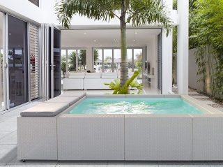 Terasový bazének Playa - Laghetto