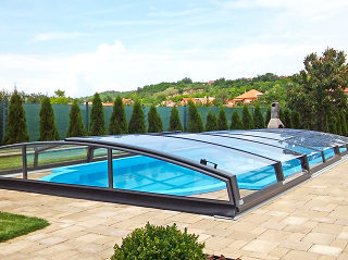 Zastřešení bazénu IMPERIA NEO™ Light
