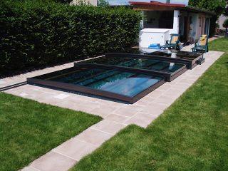 Zastřešení bazénu Terra Prime