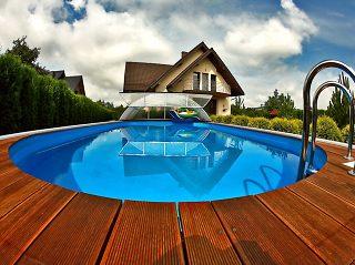 Jak udržovat čistou vodu v bazénu?
