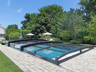 Zastřešení bazénu Viva Prime